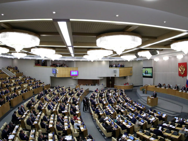 Russian parliament adjourns after proposal to allow Putin run again in 2024 Presidential elections