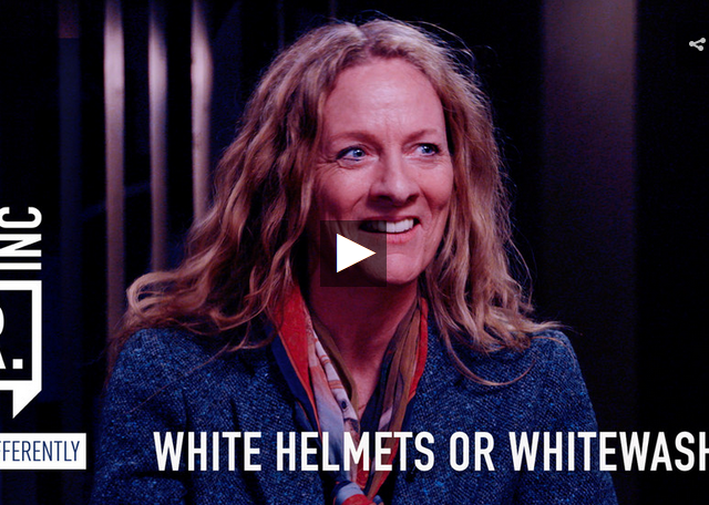 White Helmets or whitewash?