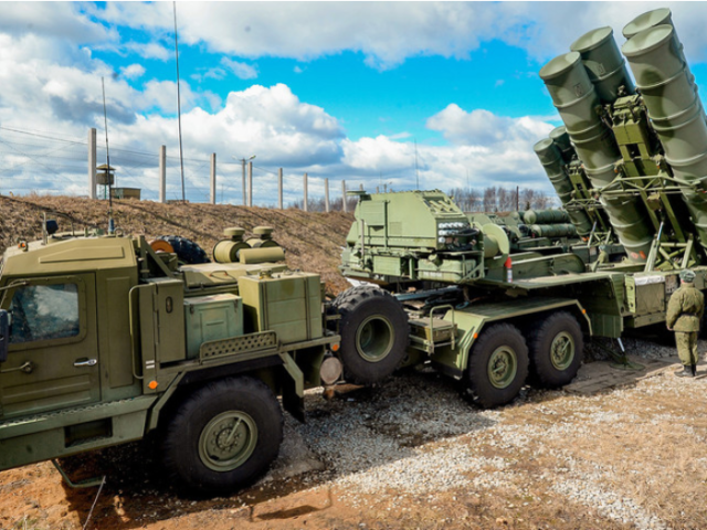 Could Turkey use its new Russian weapons against their creator?