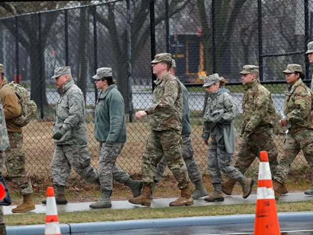 US Media: Military to Run Country if White House, Congress Are Incapacitated by COVID-19