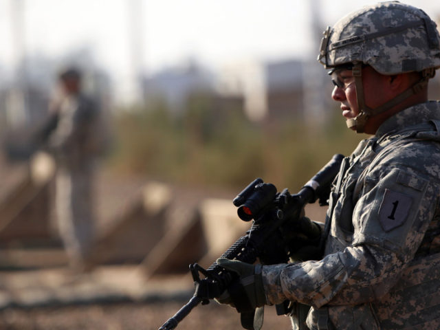 Iran tells US to stop pointing fingers & accept 'consequences of its illegal presence in Iraq'