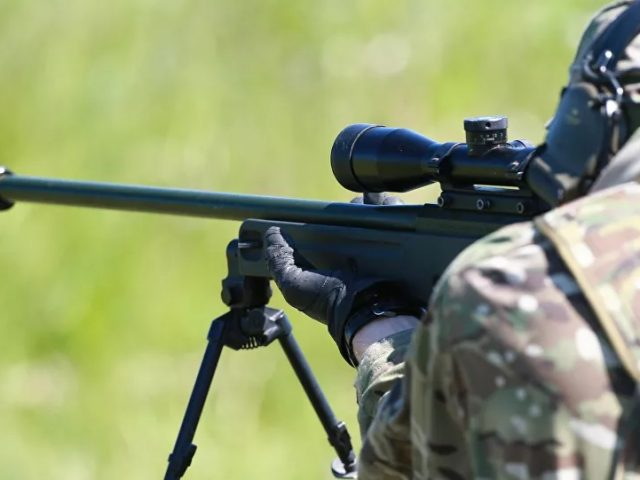 Bull's Eye: This Rifle Will Allow Russian Snipers to Shoot Down Helicopters When in Ambush