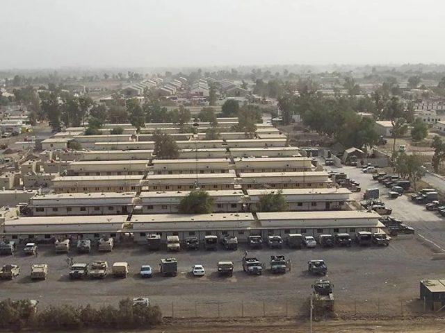 Iran Refutes Involvement in Airstrikes on Iraqi Military Base Camp Taji