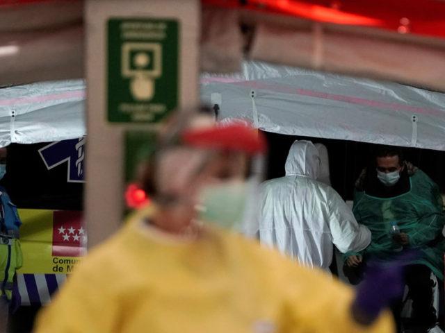 Spain's coronavirus death toll spikes by 462 fatalities overnight, 4,500+ new cases