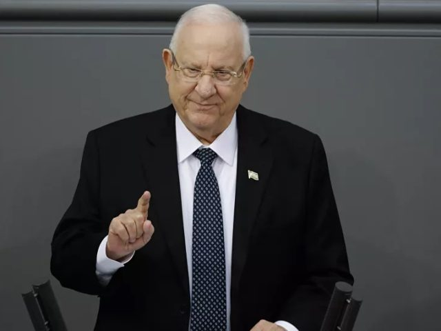 Israel's President Receives Official Results of Snap Elections, Set to Start Winner Talks