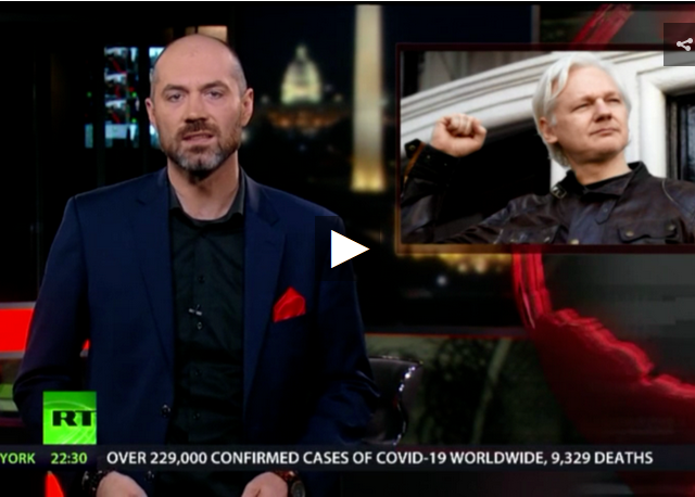 Inside the Assange extradition & CIA whistleblower Jeffrey Sterling talks Operation Merlin, repression