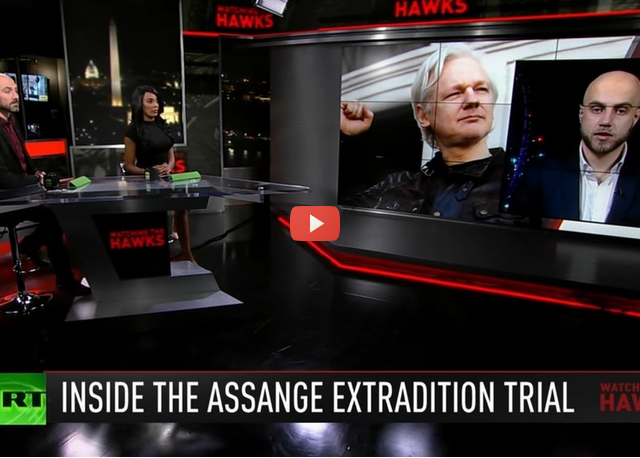 Inside the Assange extradition hearing & fighting for the right to vote