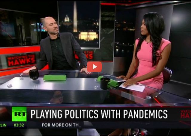 Playing politics with pandemics & 'The Fifteen Percent'