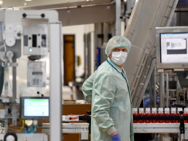 More than half of French industry restarts after Covid-19 shutdown – Finance Ministry