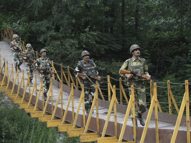 Indian police officer killed and another injured in militant attack in Kashmir region – officials