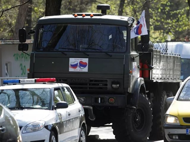 COVID-19: Russian Military Specialists Disinfect 25 Medical Facilities in Serbia Over Past Week