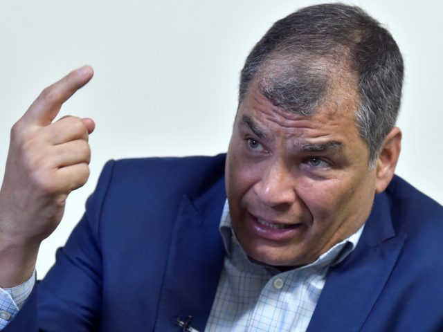 'Everything is bulls**t': Ecuador pins 8-year corruption sentence on Correa as dead bodies line the streets amid Covid-19 outbreak