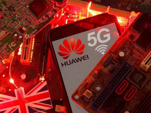 Huawei urges UK to stick with 5G collaboration as Chinese firm becomes target of Covid-19 conspiracies