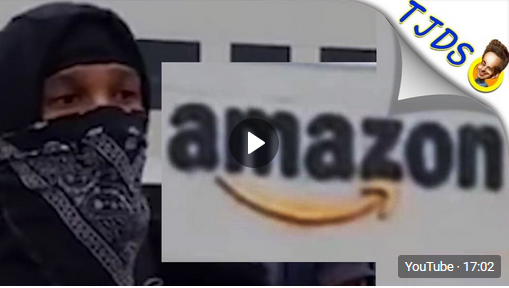 Fired Amazon Strike Leader Has Powerful Message