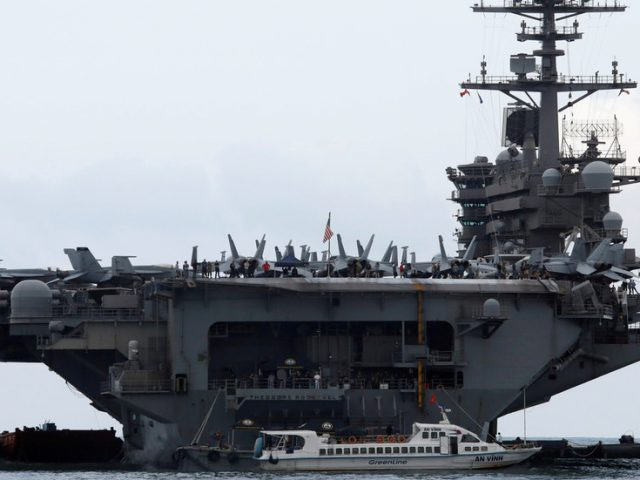 US sailor from corona-stricken aircraft carrier 'Theodore Roosevelt' dies after days in intensive care
