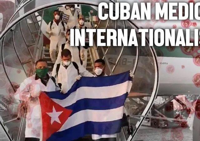 Cuba saves Italians from coronavirus despite US blockade