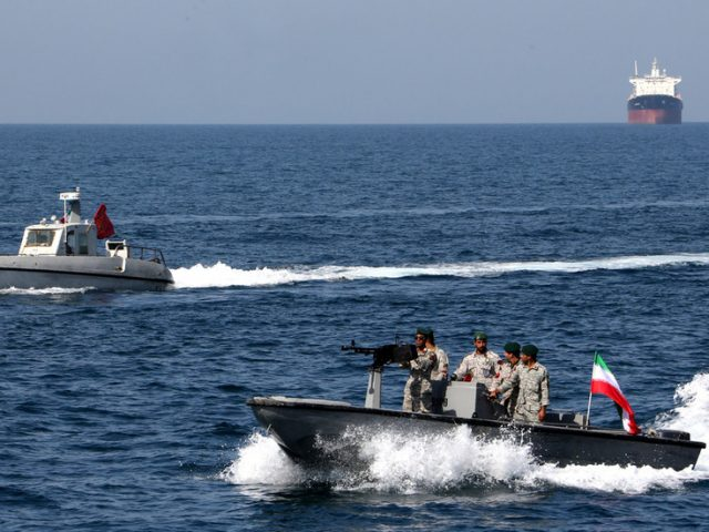 'Only interested in Hollywood scenarios': Iranian military brands Washington's 'harassment' accusations in Persian Gulf as 'fake'