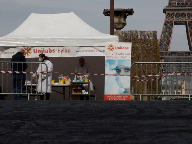 Coronavirus deaths in France surpass 10,000