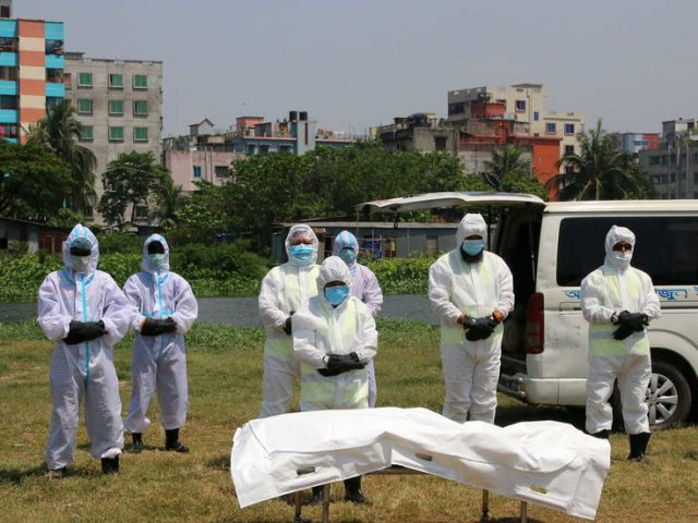 Still climbing: Covid-19 death toll tops 100,000 worldwide – AFP