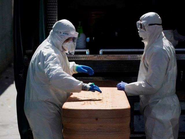 Global coronavirus deaths top 50,000, led by Italy & Spain, as nearly 1 million diagnosed -Johns Hopkins University