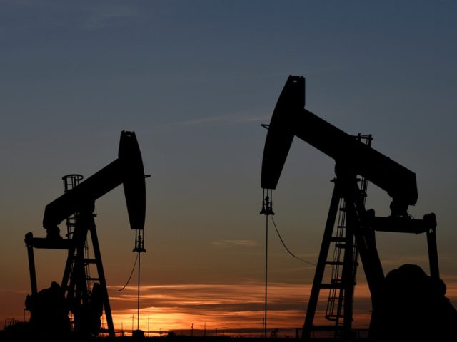 US crude prices suffer WORST COLLAPSE EVER with storage facilities running out of space