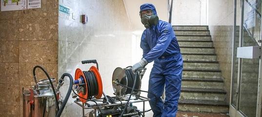 Russian coronavirus teams get to work in Serbia