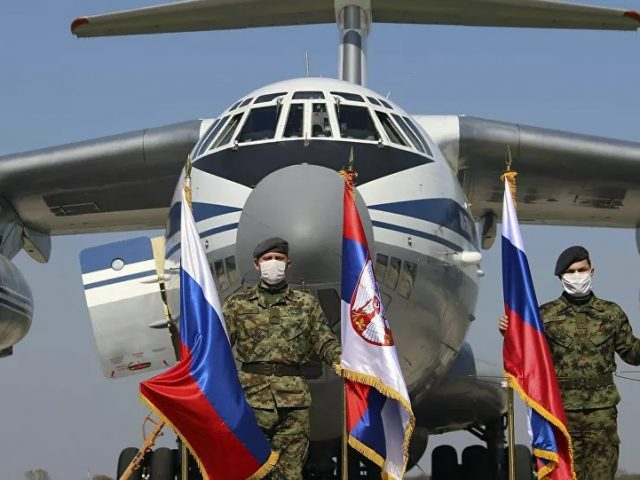 Two Teams of Russian Specialists to Stay in Belgrade, 5 to Be Sent to Other Cities to Fight COVID-19