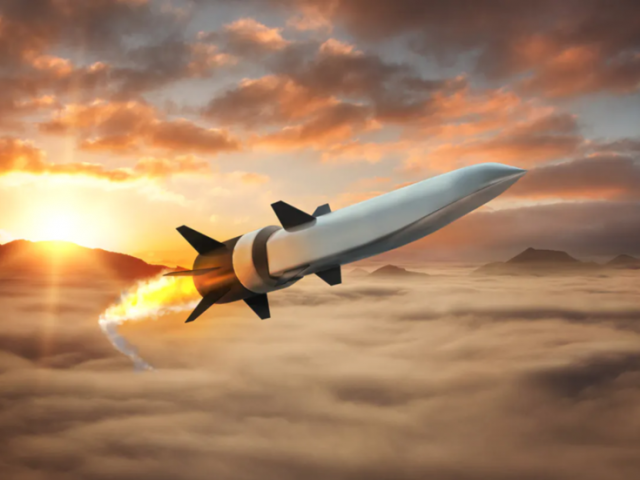 DARPA hypersonic missile prototype destroyed after 'inadvertently' falling from B-52 bomber during flight test