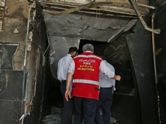 Explosion kills at least 2, injures 3 at factory near Tehran (VIDEO)