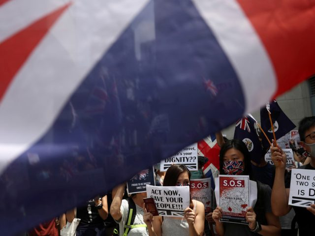 China won't sit idle if UK citizenship offer to Hong Kong proceeds, says 'days of colonial rule' are gone
