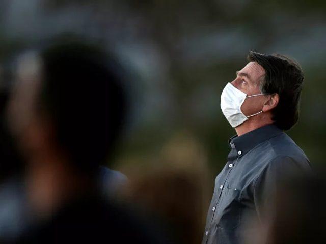 Brazilian President's 3rd Coronavirus Test Comes Back Positive