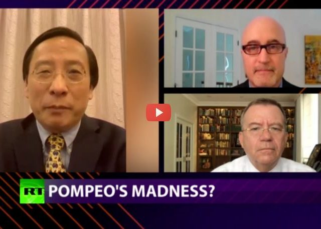 CrossTalk on China, QUARANTINE EDITION: Pompeo's madness?
