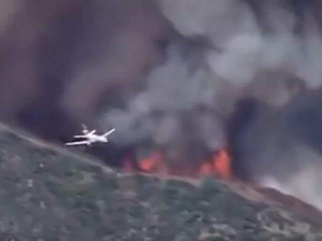 Videos: California Firefighters Scramble to Contain 240-Acre 'Dam Fire' in Los Angeles County