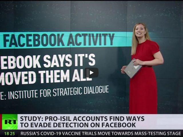 Untrue Detective | Pro-ISIS accounts evade Facebook's detection efforts