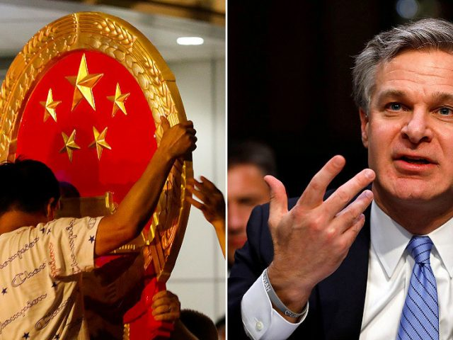 If China seeks world domination, should the US keep doing business with it? FBI chief Wray seems to want it both ways