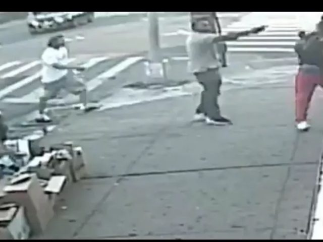Video: Police Search For Gunman Who Carried Out Fatal Daylight Attack in New York City