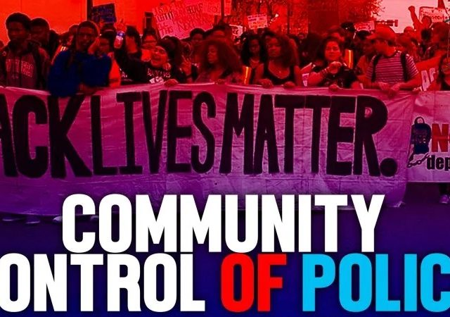 What does community control of police look like?