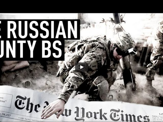 'There's never been a more fake piece of news' | Galloway on NYT 'Russia paid the Taliban' story