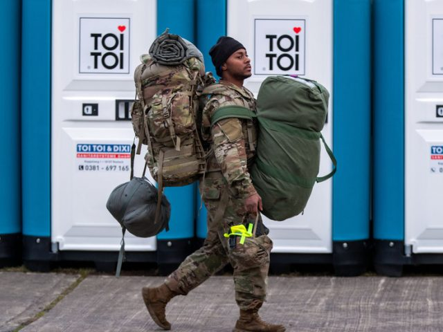 Thousands of US troops to begin moving out of Germany within weeks – Pentagon chief