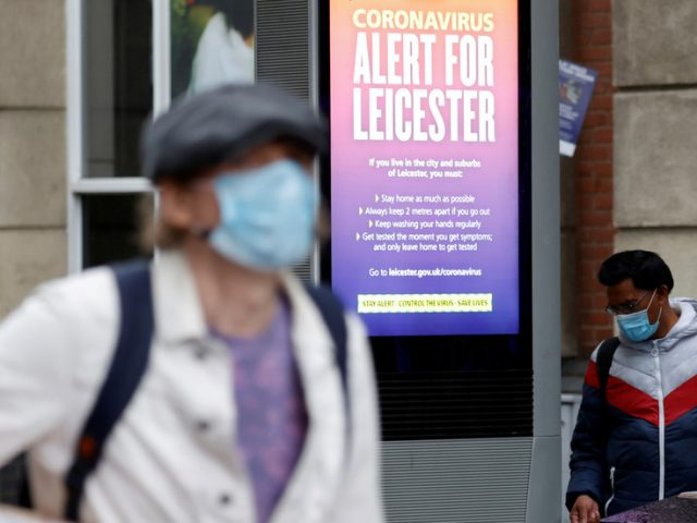 Britain's Leicester lockdown is an unjustifiable travesty, based on shoddy figures and a bungled report