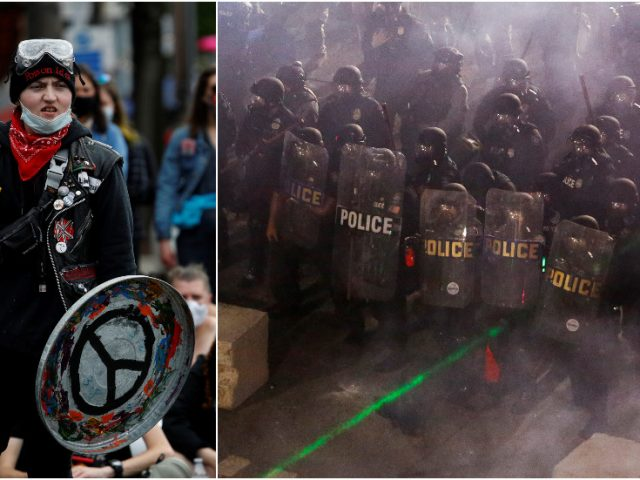 Protesters SUE Seattle over 'expensive gear' required to confront cops, demand ban on riot control weapons