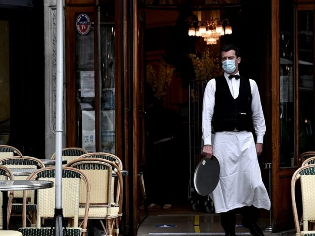 Covid drama: French waiter STABBED for turning Afghan man away for not wearing a mask