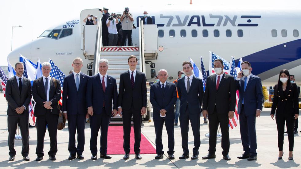 A joint US-Israeli delegation