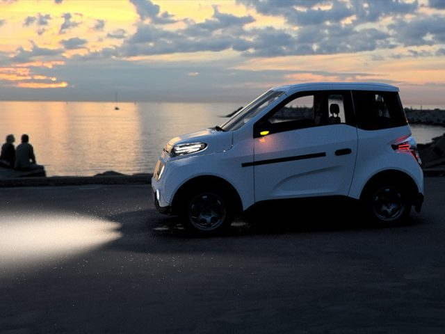 Mass production of first Russian electric car to start by end of year