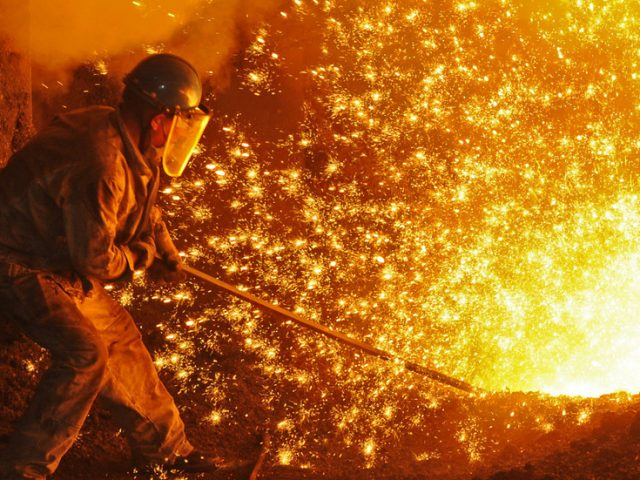 China's steel output jumps to new record high in July as demand recovers