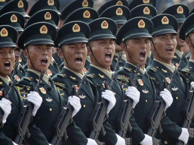 Beijing says Chinese military won't 'dance to tune' of US, urges Washington to quit policy of 'anxiety and paranoia'