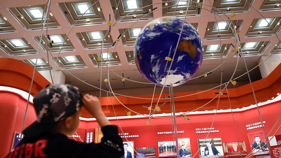 China said that its BeiDou-3
