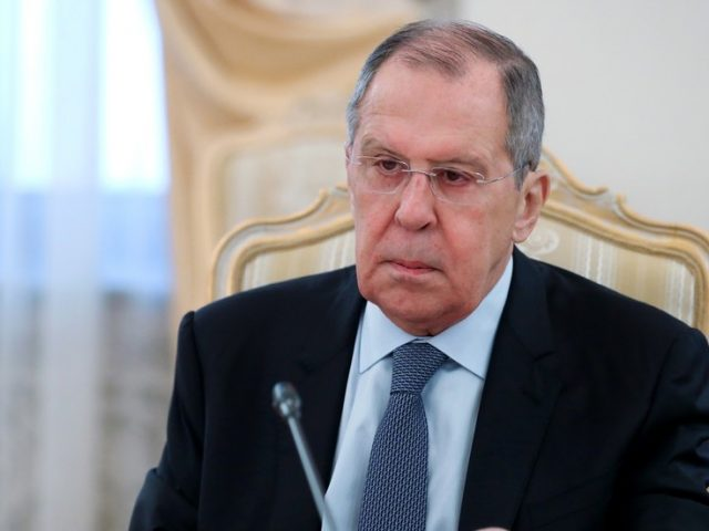 Fighting Russia has become an existential necessity for NATO, if tensions are reduced alliance has no purpose – Russia FM Lavrov