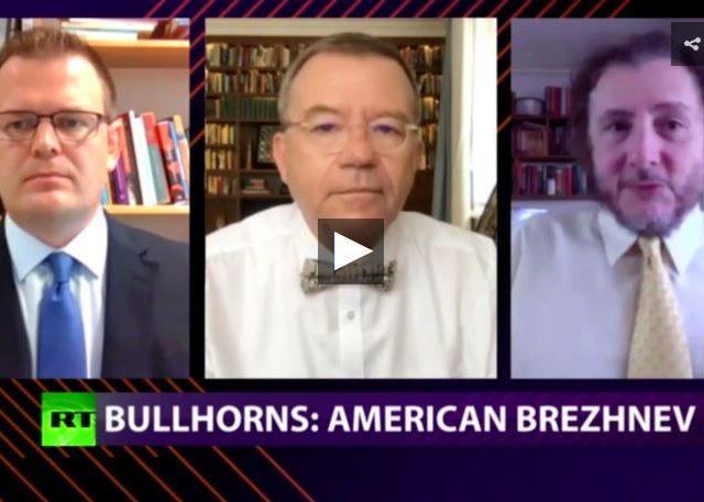 CrossTalk Bullhorns, QUARANTINE EDITION: American Brezhnev