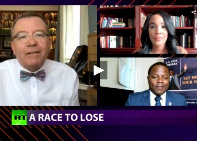 CrossTalk on Trump, QUARANTINE EDITION: A race to lose